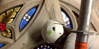 La Signora delle Vetrate del Duomo di Milano