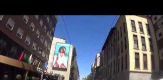 Da via Mercalli a via Francesco Sforza