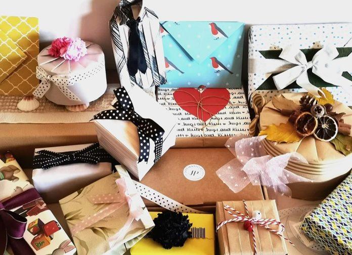 Tutti pazzi per il gift wrapping