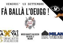 Fà Ballà l'Oeugg al Bagatti Valsecchi