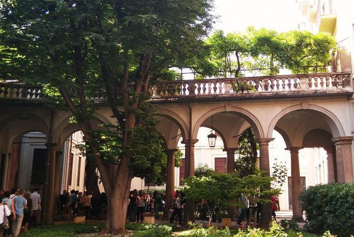Palazzo Archinto foto di Melancholia~itwiki