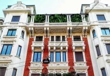 Palazzo Troubetzkoy foto di Melancholia~itwiki