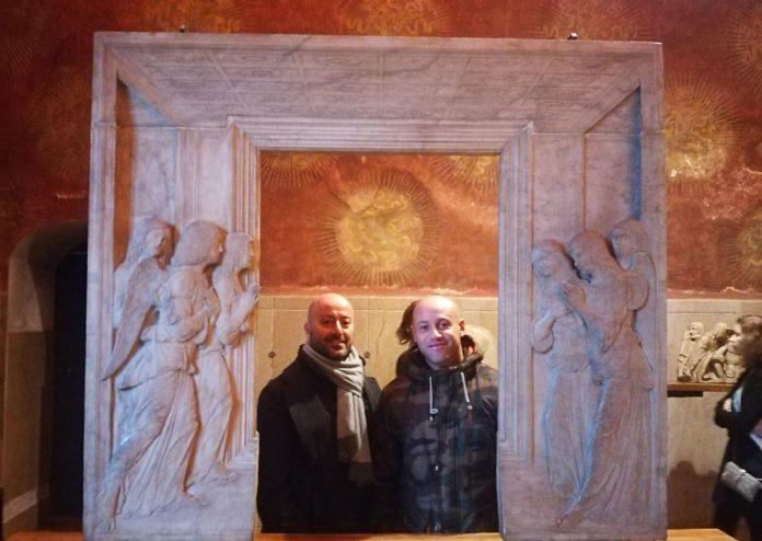 Parlare di Milano: Andrea e Dante