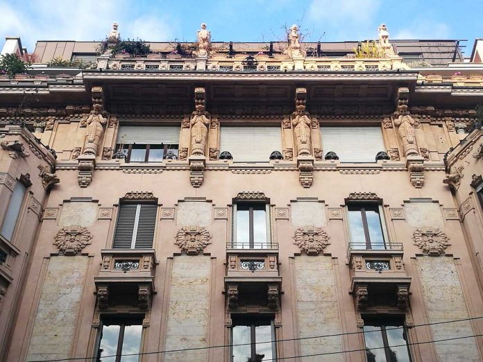 Palazzo Tenca