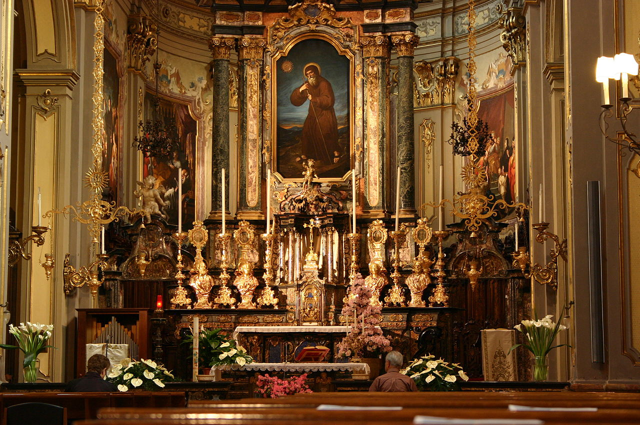 San Francesco di Paola foto di G.dallorto