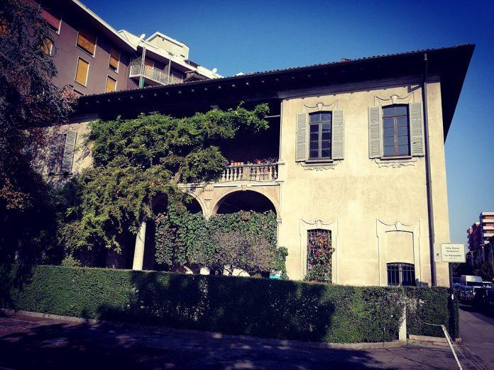 Villa Busca Serbelloni - Foto di Carlo dell'Orto