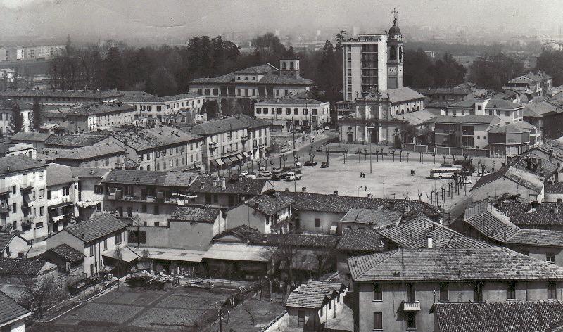 Cinisello Balsamo negli nni '60