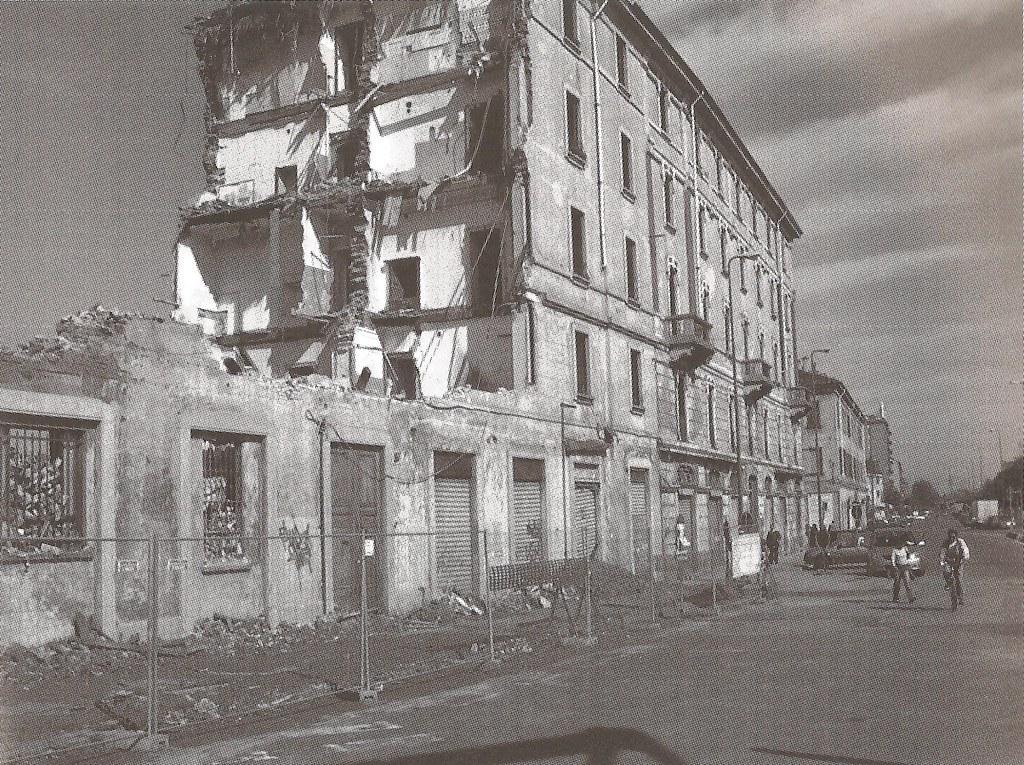 Immobili milanesi abbandonati