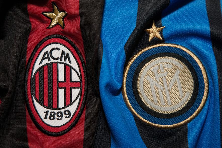 Inter Milan derby della Madonnina domenica sera