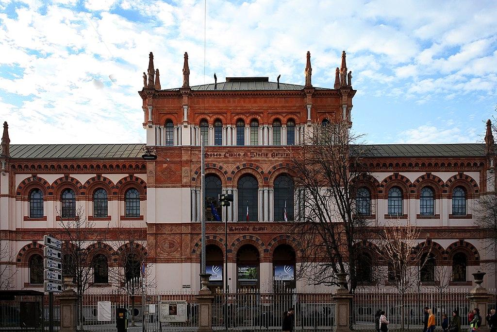 Museo Civico di storia naturale- foto di Paolobon140