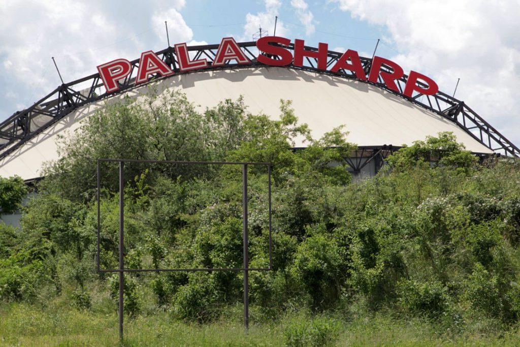 Palasharp ex PalaTrussardi, ex PalaVobis, ex PalaTucker, ex Mazda Place
