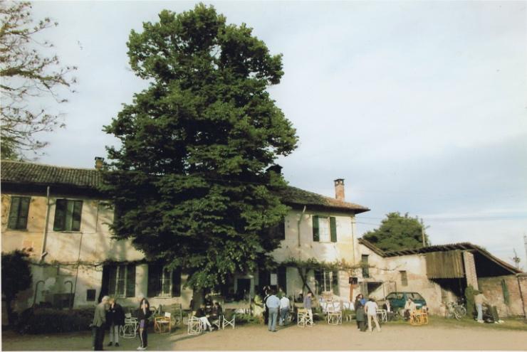 cascina campazzo - foto archivio comitato ticinello