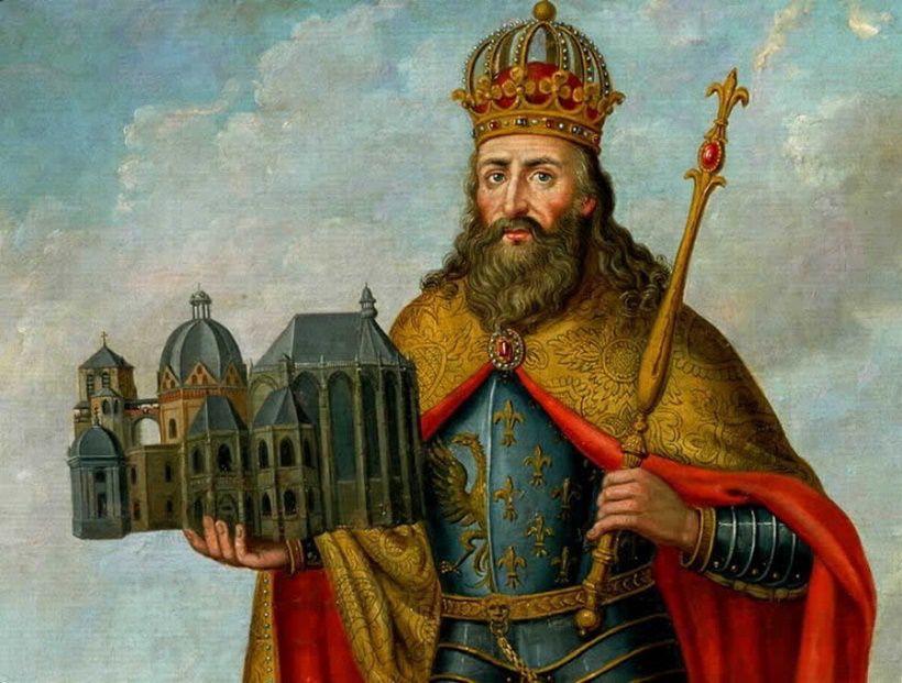 Da Carlo Magno ai Comuni