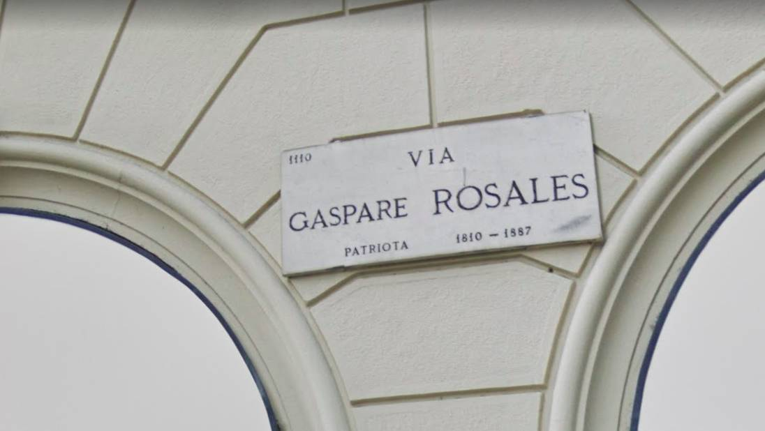 gaspare rosales