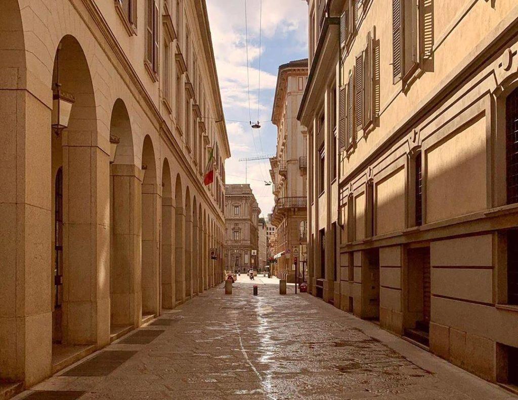 Milano e la bellezza del vagabondare - foto Walter.7_3