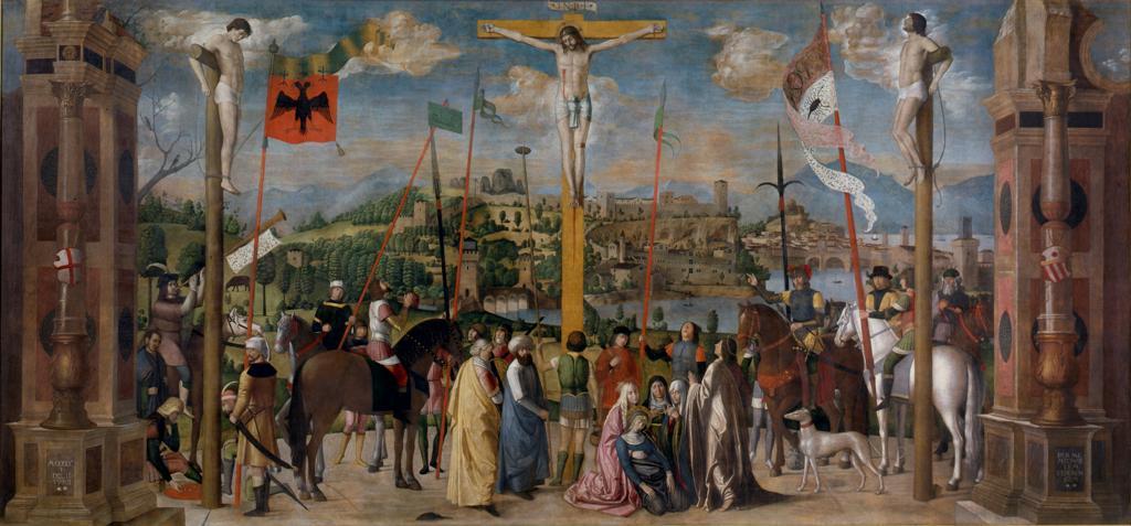Crocifissione di Michele da Verona
