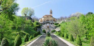 Santuario della Madonna del Bosco a Imbersago