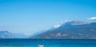 Spiagge sul lago di Garda