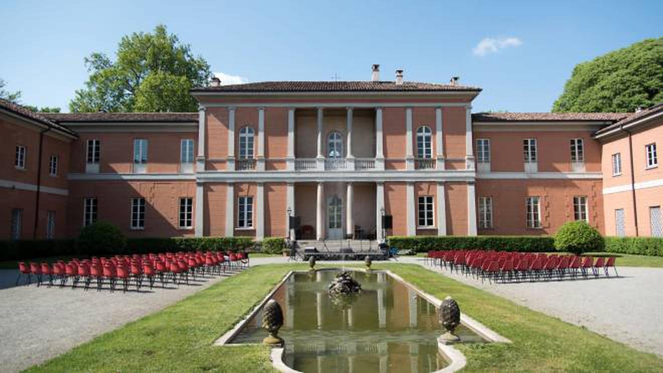 Villa Manzoni, a Brusuglio la residenza di campagna
