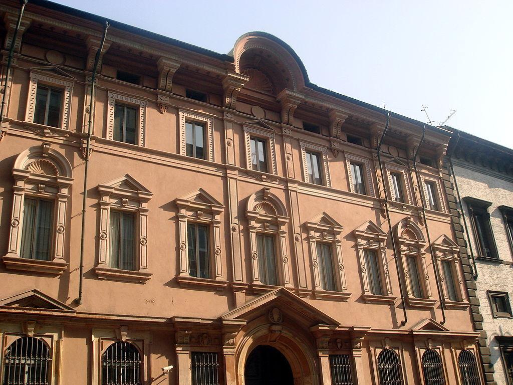 Palazzo Corio Casati - foto Giovanni dell Orto