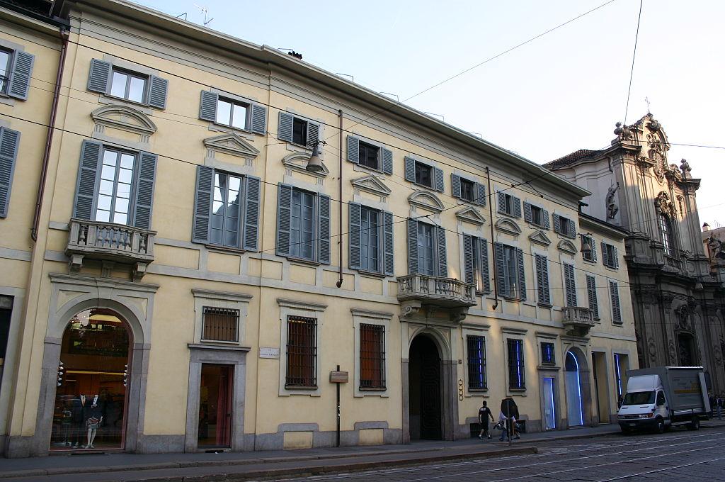 Palazzo Gallarati Scotti - foto Giovanni Dell Orto