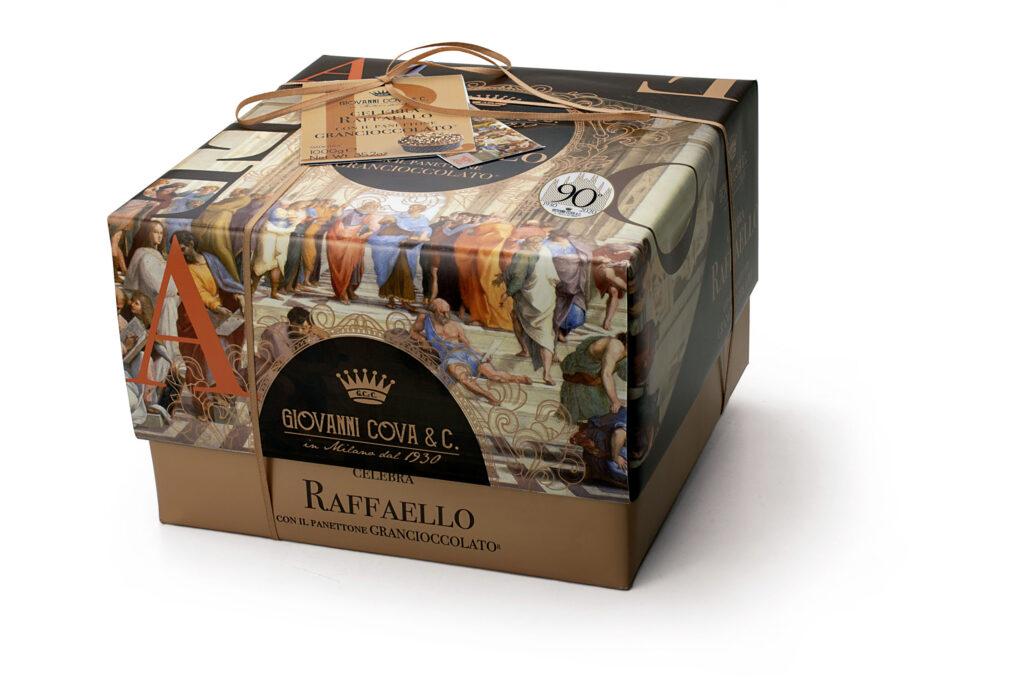 Giovanni Cova e Pinacoteca Ambrosiana celebrano Raffaello