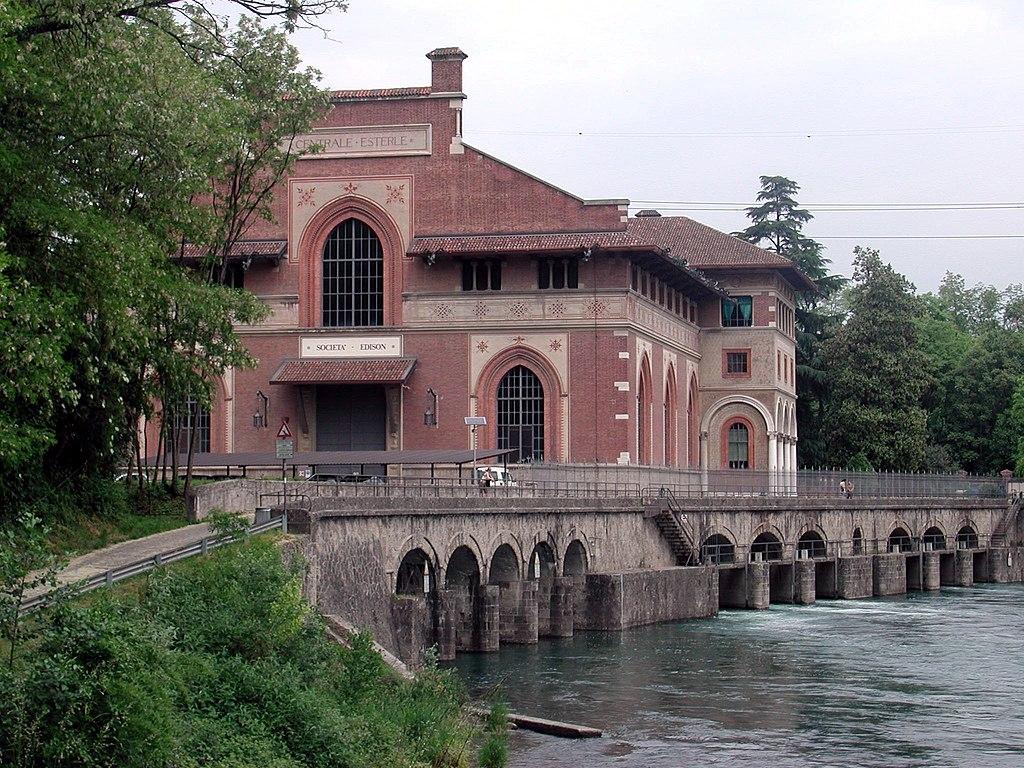 Centrale Idroelettrica Esterle