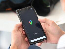 A Milano in bici con google maps