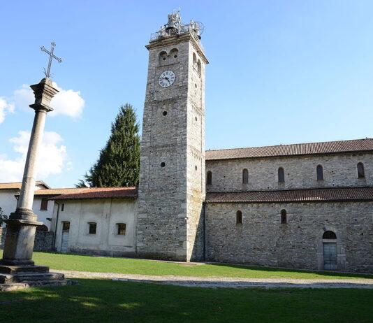 Battistero di San Vittore ad Arsago Seprio