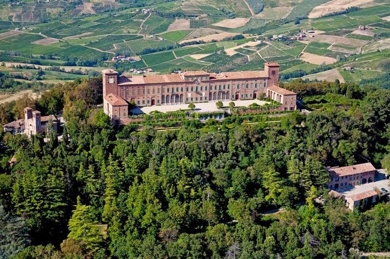 Castello Montalto pavese