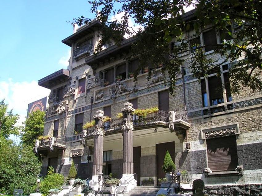 Villa Romeo Faccanoni