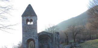 Abbazia San Pietro in Vallate a Cosio Valtellino
