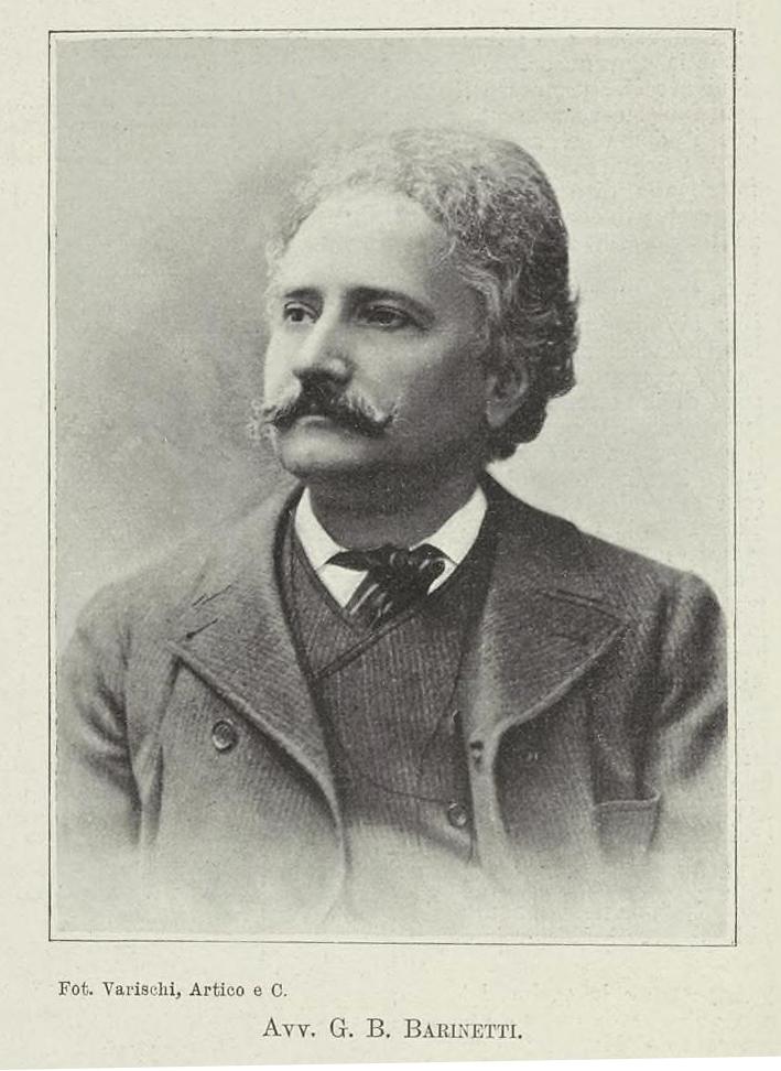 Giovanni Battista Barinetti