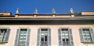 Palazzo Borromeo d'adda foto di Melancholia