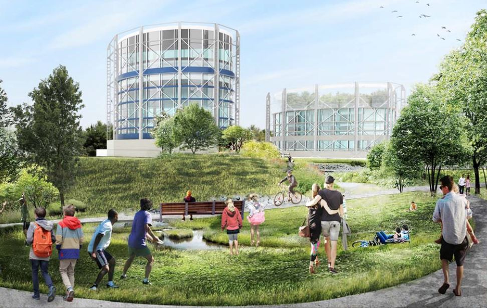 bovisa 2030- rendering Urbanfile