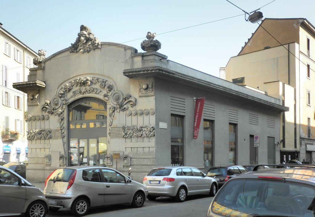 Biblioteca Venezia - foto di Arbalete