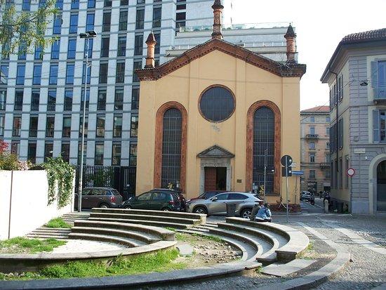 Chiesa dei Santi Sergio, Serafino e Vincenzo Martire