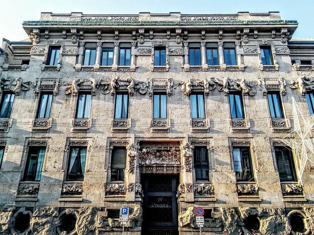 Palazzo Castiglioni - foto di Melancholia~itwiki