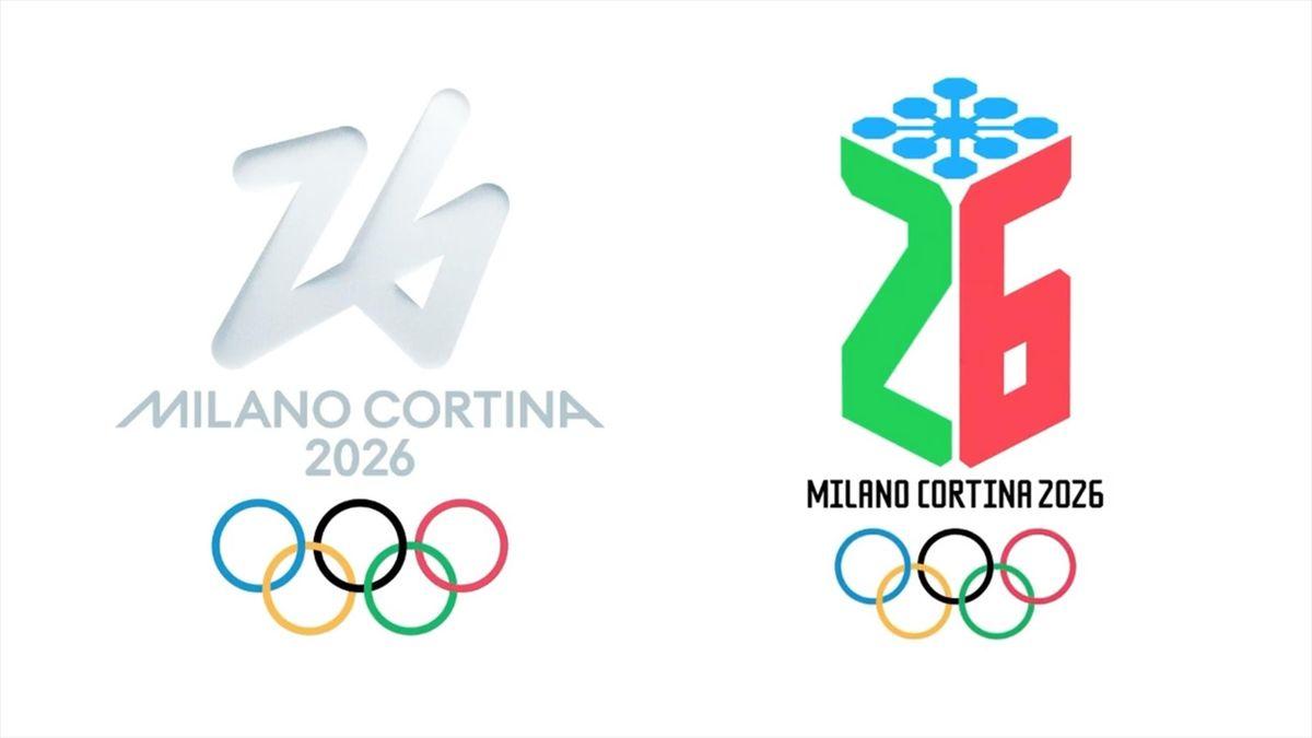 loghi olimpiadi