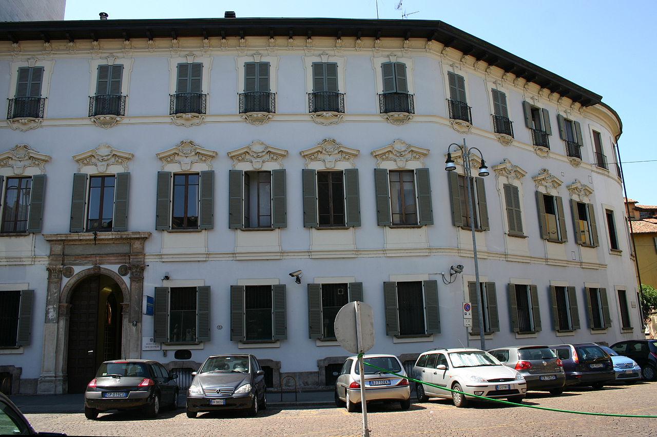 Palazzo Castani - foto Giovanni Dell Orto
