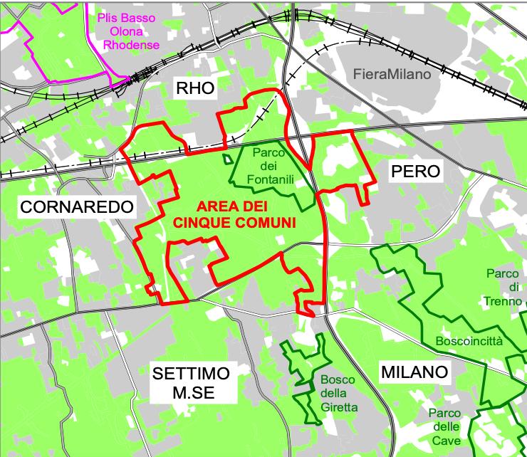 Parco dei 5 comuni