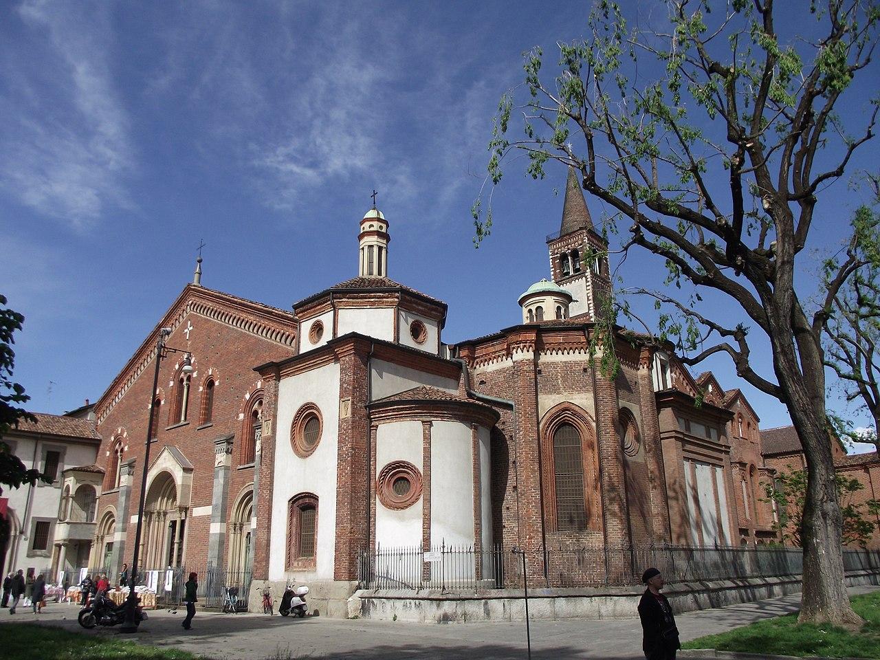 Sant Eustorgio - foto di Parsifall