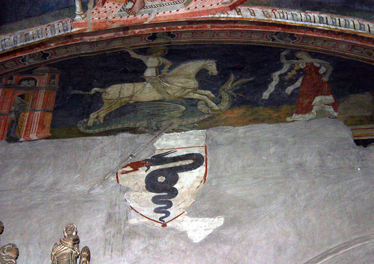 cappella visconti - foto di G.dallorto