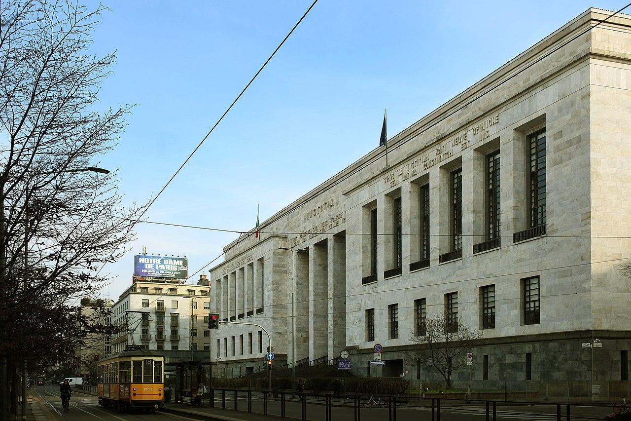 palazzo di giustizia - foto di Paolobon140