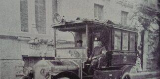 Ambulanze storiche