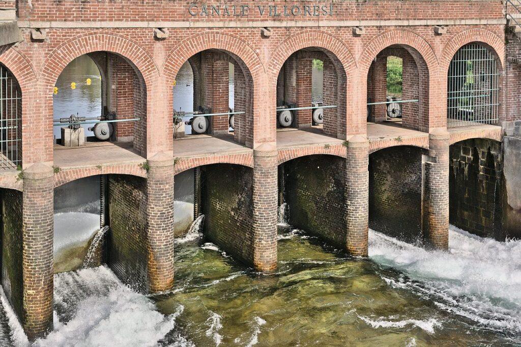 Canale Villoresi - foto di Marco Sala