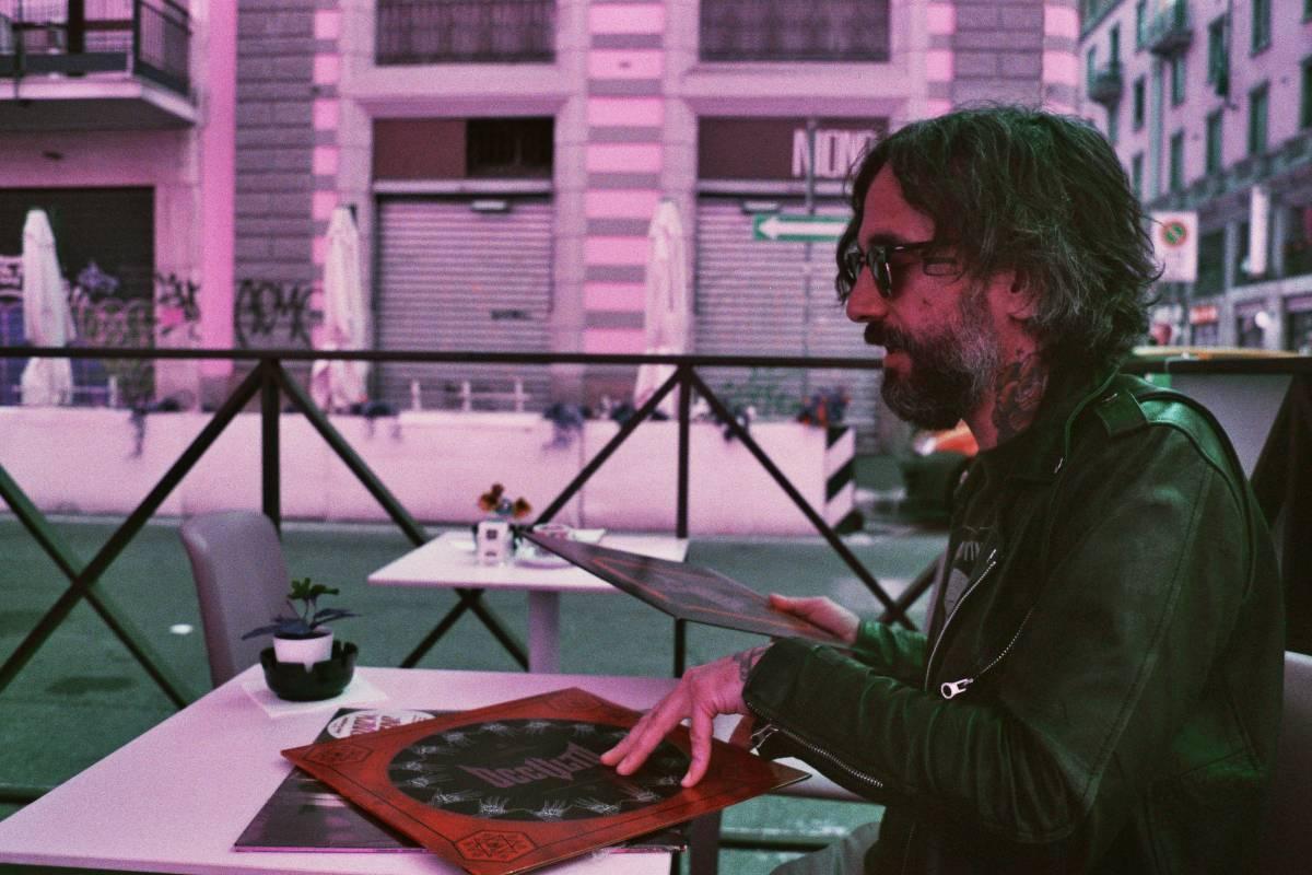DJ Aladyn foto di Simone Pezzolati