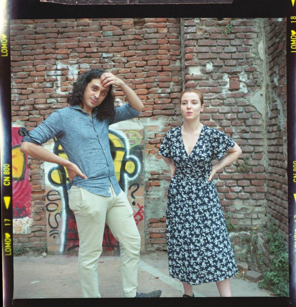 Clio and Maurice Foto di Simone Pezzolati