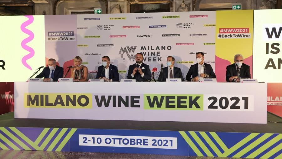 Milano Wine Week 2021
