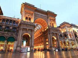 Lotti in Galleria Vittorio Emanuele